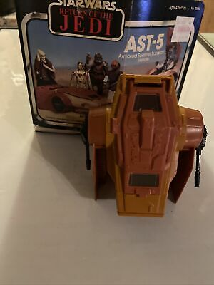 $ CDN20.88 • Buy Vintage Star Wars Return Of The Jedi AST-5 Vehicle & Box 1983 Kenner