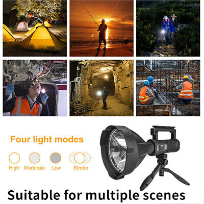 AU59.99 • Buy Portable P70 Powerful LED Flashlight XHP70.2 Torch Lamp Waterproof Camping Light