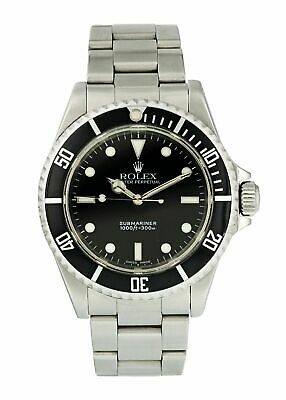 $ CDN10375.83 • Buy Rolex Oyster Perpetual Submariner 14060 No Date Men's Watch