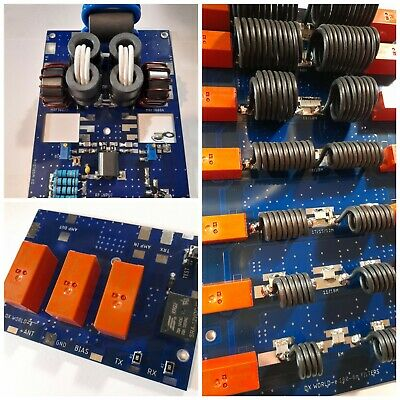 AU386.48 • Buy 600W HF/6m KIT FOR MRF300 LINEAR AMPLIFIER (AMP/LPF/RX-TX  & ANT SWITCH)3 BOARDS