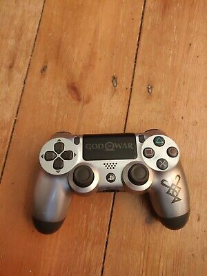 God Of War Ps4 Controller (limited Edition) • 39£