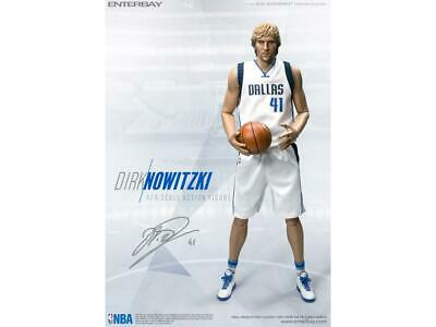 $399.99 • Buy NBA Dirk Nowitzki Real Masterpiece 1:6 Scale Action Figure