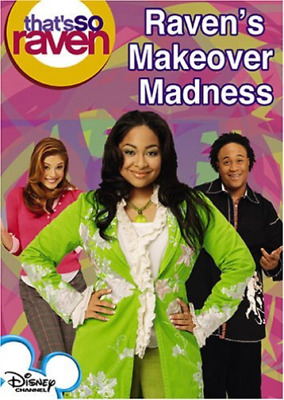 That`s So Raven: Raven`s Makeover Madness Dvd New • 6.95£