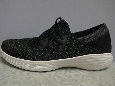 Skechers Slippers Sneakers Low Shoes Size 40 To 41 Black (408) • 38.29£