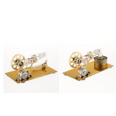 Metal Sterling Engine Physics Experimental Props Collection For Children • 25.48£