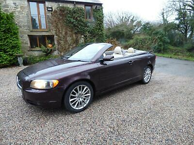2007 Volvo C70 D5 SE 2dr Geartronic Convertible  CONVERTIBLE Diesel Automatic • 2,695£