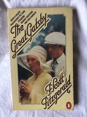 Penguin Paperback - The Great Gatsby By F Scott Fitzgerald • 0.99£