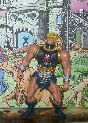 $10.99 • Buy Masters Of The Universe Series 2001 He-man Figure Good Condition Mattel