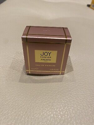 JOY FOREVER By JEAN PATOU. 5ml . New • 10£