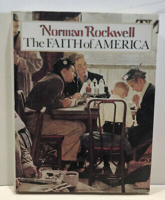 $ CDN22.58 • Buy Norman Rockwell's Faith Of America By Fred Bauer And Norman Rockwell (1996, HB)