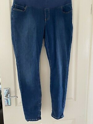 Under Bump Maternity Jeans Size 14 • 1£