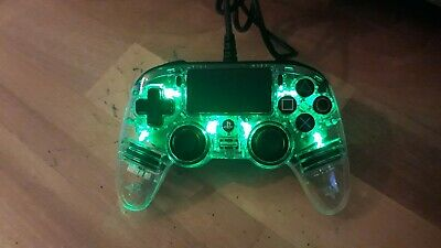 Nacon Sony Playstation PS4 Compact Controller - Green • 16£