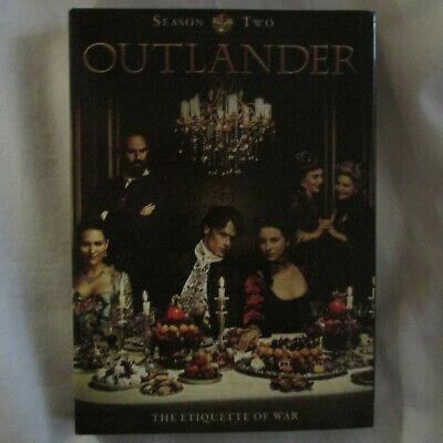 AU9.99 • Buy Outlander Season 2 Box DVD Set NTSC