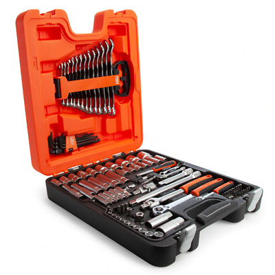 £122.65 • Buy Bahco S103 Metric Socket And Mechanical Set 1/4 And 1/2in Dynamic Drive (103 Pie