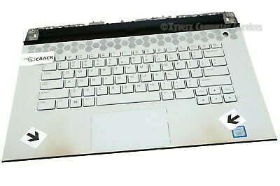 $ CDN329.41 • Buy Mvm8d Y79f6 Oem Dell Top Cover W Keyboard Alienware M15 R2 P87f(c Read)(de21)