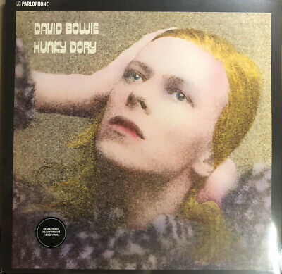 DAVID BOWIE HUNKY DORY VINYL ALBUM Remaster NEW AND SEALED • 16£