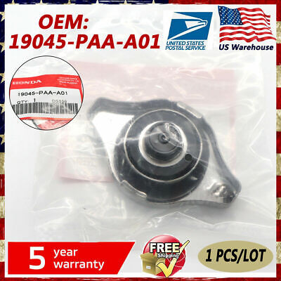 $8.98 • Buy 19045-PAA-A01 OEM Cooling Radiator Cap For Honda Acura TL Accord Civic CR-V US