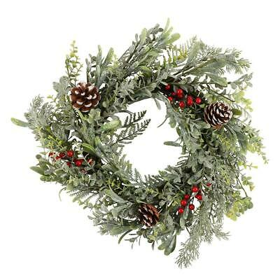 Something Different Pine & Berry Christmas Wreath SD2890 • 42.75£