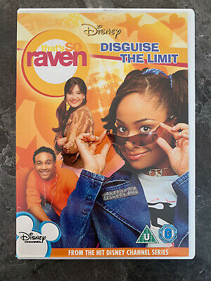 That's So Raven: Disguise The Limit [DVD] Disney • 0.99£