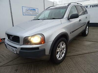 2003 Volvo XC90 2.4 D5 SE Geartronic 5dr SUV Diesel Automatic • 2,495£