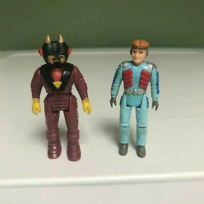 1980s Vintage Dino-Riders-Action Figures • 6.99£