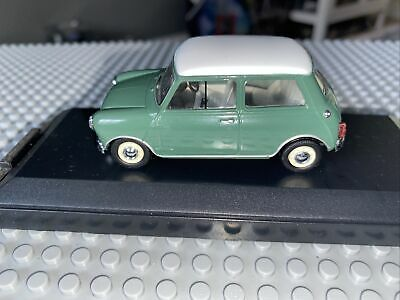 Vitesse 013 1963 Morris Mini Cooper S In Green With White Roof 1/43 Scale. • 6.40£