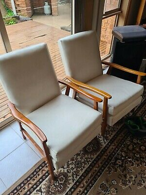 AU400 • Buy  1950s 1960 Retro Arm Chairs