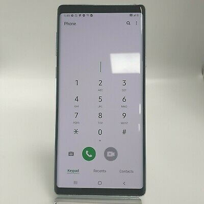 $ CDN350.24 • Buy N9_002 Great Condition Samsung Galaxy Note 9 128GB Artic Silver - AT&T Locked
