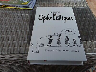 The Essential Spike Milligan,  | Hardcover Book | Not Used . • 3.25£