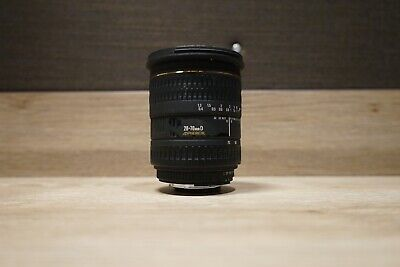 Sigma EX DF  28-70mm F2.8 Aspherical Lens Nikon + With Front & Rear Caps • 199£