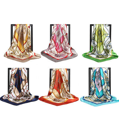 AU10.39 • Buy Women Scarf Shawl Travel Summer Scarf Vintage Autumn Stole Accessories