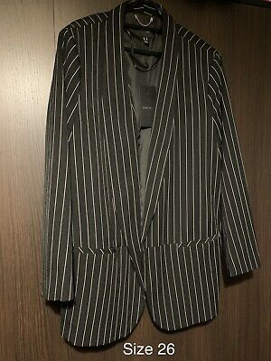 BNWT Ladies Pinstripe Suit Size 26 Simply Be  • 20£