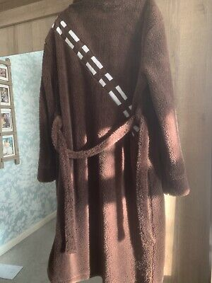 Star Wars Dressing Gown For Men - Size Small • 4.50£