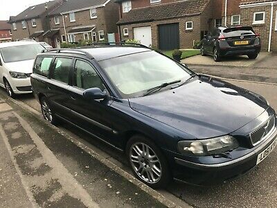 Volvo V70 Estate Blue  Mot Until May 2021 Good Runner Reliable 134 Mileage Low   • 750£
