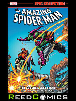 £29.99 • Buy AMAZING SPIDER-MAN EPIC COLLECTION GOBLINS LAST STAND GRAPHIC NOVEL (448 Pages)