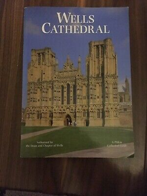 Wells Cathedral - Pitkin Guide • 2.50£