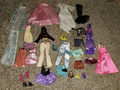 $ CDN3.83 • Buy Vintage Lot Of Barbie Sized Clothes And Accessories