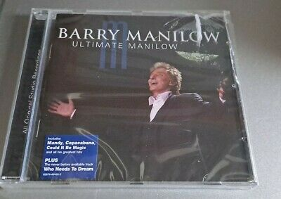 Manilow Barry-Ultimate CD NEW • 4.99£