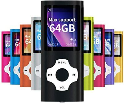 £14.99 • Buy Mp3 Mp4 32gb 4th Generation Music Media Player With Music Video Photo Uk New