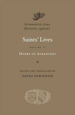 Saints Lives: Volume II, Hardback,  By Dumbarton Oaks Medieval Library • 30.43£