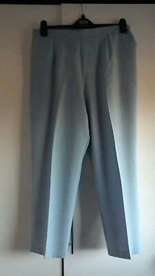 Berketex Size 16 Blue Trousers Hardly Worn Excellent Condition • 2.99£