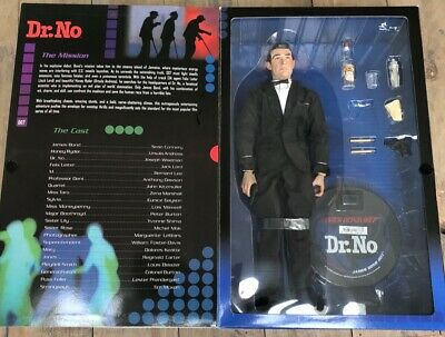 Sideshow Collectibles 007 Sean Connery As James Bond 12  Action Figure Dr No  • 49.99£