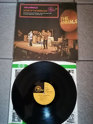 £11.06 • Buy The Animals - House Of The Rising Sun / Top Copy In (near) Mint / Emidisc 1970