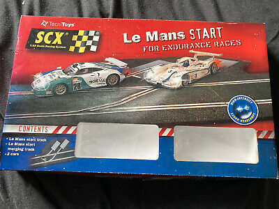 SCX 69050 Le Mans Start Track Only No Cars Boxed Scalextric • 0.95£