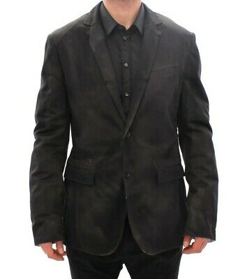 £35 • Buy Mens Dolce And Gabbana Black Wash Two Button Blazer Size Small BNWOT