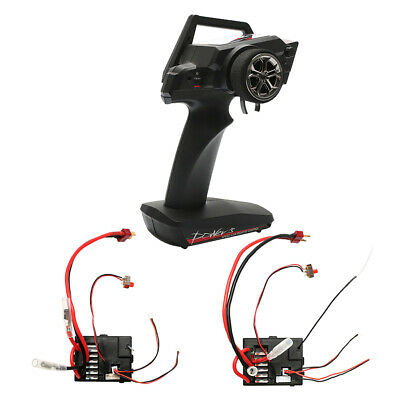 $ CDN24.13 • Buy 3 In 1 Circuit Board Receiver Transmitter For Wltoys 12428 12423 12427 RC Buggy
