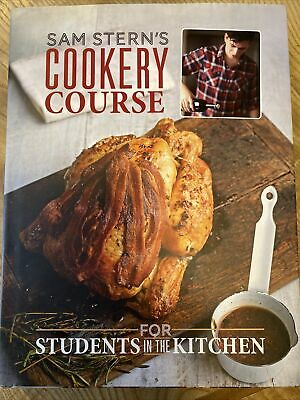 £9.50 • Buy Sam Stern's Cookery Course: FOR STUDENTS In The Kitchen. In Colour  (Hardback)