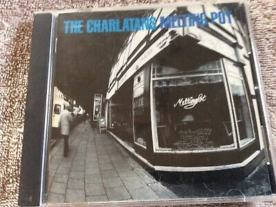The Charlatans Melting Pot  • 3£