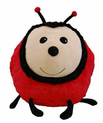 Cozy Time Giant Ladybird Handwarmer Soft Toy • 5£