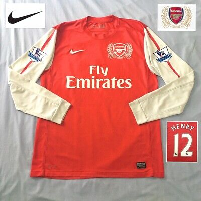 £119.99 • Buy Original Arsenal Football Shirt Thierry HENRY Vintage 2011 NIKE Excellent Jersey
